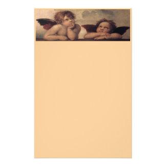 De Kantoorbehoeften van Raphael Briefpapier