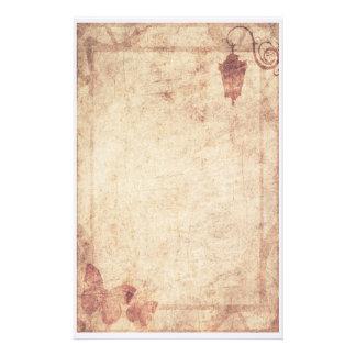 De Kantoorbehoeften van Steampunk - Lantaarnpaal Briefpapier