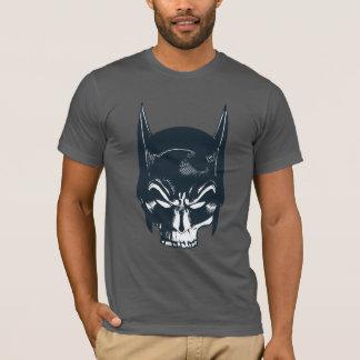 De Kap van Batman/het Pictogram van de Schedel T Shirt