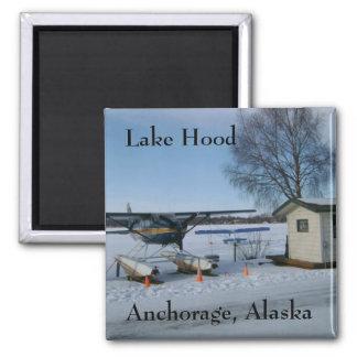 De Kap van het meer, Anchorage, Alaska Magneet