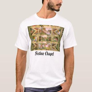 De Kapel van Sistine, Kapel Sistine T Shirt