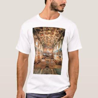 De Kapel van Sistine T Shirt
