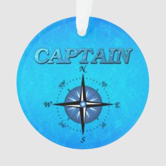 De kapitein en het Kompas namen toe Ornament