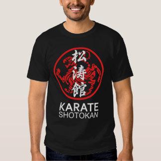 De Karate en Fudoshin van Shotokan T Shirt