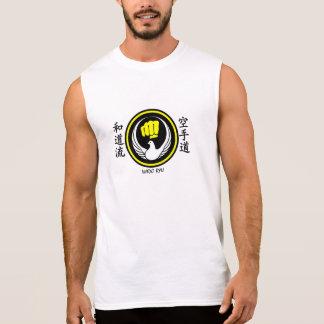 De Karate van Ryu van Wado T Shirt