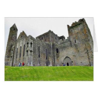 De Kastelen van de Ruïnes van Cashel om Torens Kaart