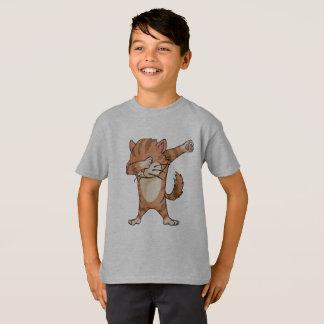 De kat die Hip Hop betten stelt Grafisch ontwerp, T Shirt