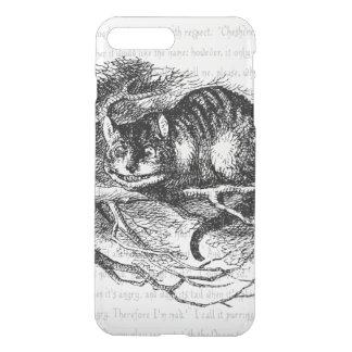 De kat van Cheshire {{Alice in sprookjesland}} iPhone 8/7 Plus Hoesje