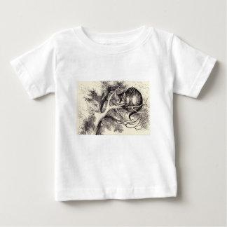 De Kat van Cheshire Baby T Shirts