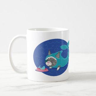 De Kat van de haai - Mok