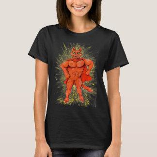 De Kat van de held T Shirt