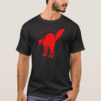 De kat van de syndicalist t shirt