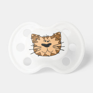 De Kat van de Tijger van de cartoon Spenen