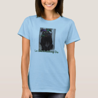 De Kat van Gras van Mardi T Shirt