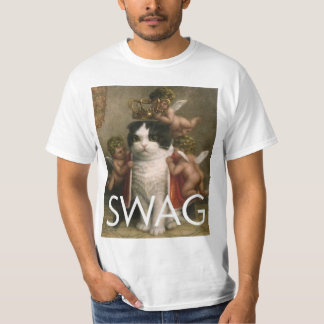 De Kat van Swag T Shirt