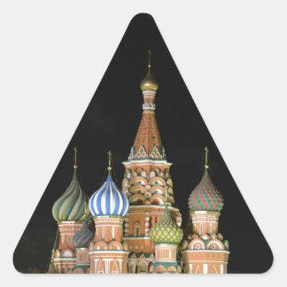 De Kathedraal van het Basilicum van heilige Driehoekige Sticker