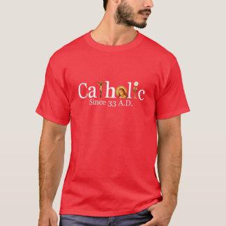 De katholieke T-shirt van 33 ADVERTENTIE