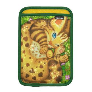 De katten iPad Sleeves van de luipaard