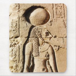 De kattengodin van Sekhmet van Hoger Egypte Muismat