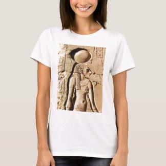 De kattengodin van Sekhmet van Hoger Egypte T Shirt