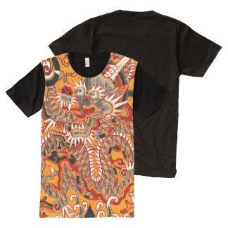 De keizer Chinese Grafische T-shirt van de Draak