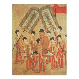 De Keizer van Yongle Briefkaart