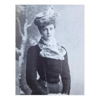 De Keizerin van de KLEINDOCHTER Elisabeth - Sissi Wenskaart