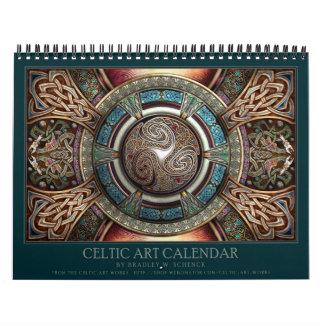 De Keltische Kalender van de Kunst