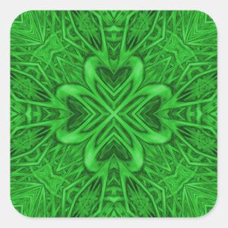 De Keltische Stickers van de Caleidoscoop van de