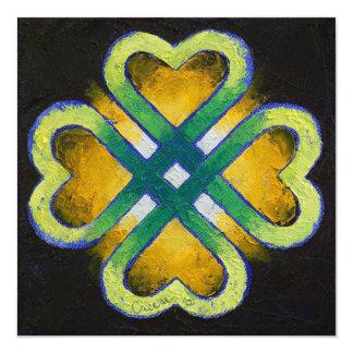 De Keltische Uitnodiging van de Knoop