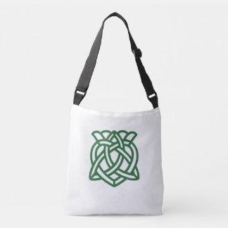De Keltische Zak van het Lichaam van de Knoop Crossbody Tas
