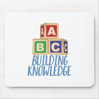 De Kennis van de bouw Muismat