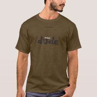 De kerel van de ALTVIOOL T Shirt