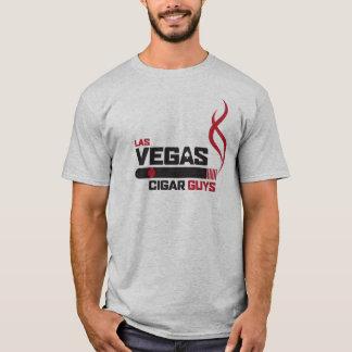 """De Kerels van de Sigaar van Las Vegas """"eten. Gok. T Shirt"""