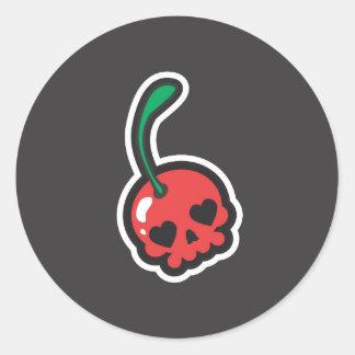 De Kers van het vergift Sticker