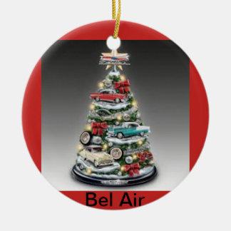 De Kerstboom van het Bel Air op een Ornament van