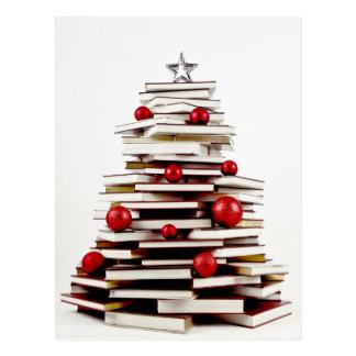 De Kerstboom van het boek Briefkaart