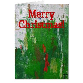 De Kerstkaart van Artsy! Briefkaarten 0