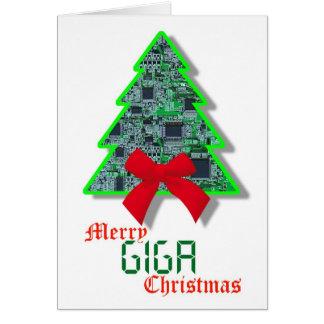 De Kerstkaart van Cyber Kaart