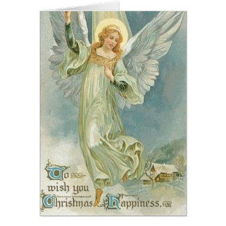 De Kerstkaarten van de engel Briefkaarten 0