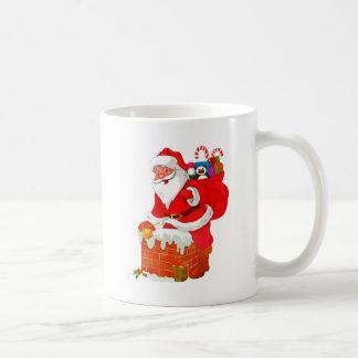 de Kerstman Koffiemok