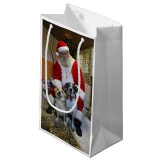 De Kerstman van de vergadering Klein Cadeauzakje