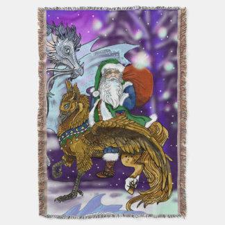 De Kerstman van Mythic Deken