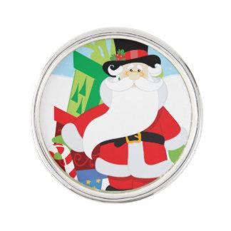 De Kerstman van Uptown Reverspeld