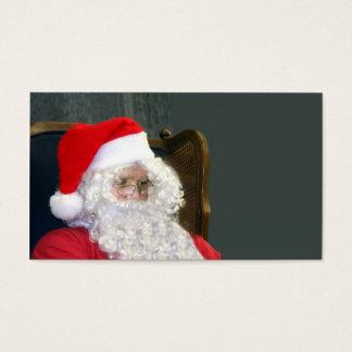De Kerstman Visitekaartjes