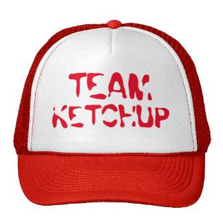 De Ketchup van het team Petten Met Netje