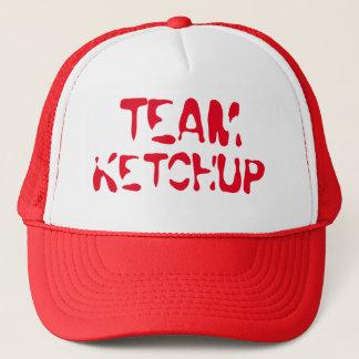 De Ketchup van het team Trucker Pet