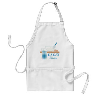 De Keuken van Nanas Standaard Schort