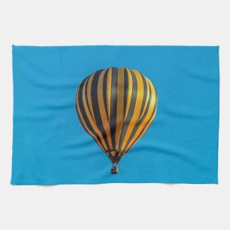 De keukenhanddoek van de hete luchtballon