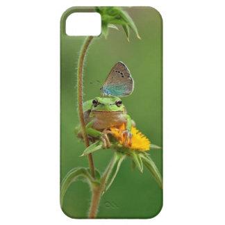 De Kikker van de boom Barely There iPhone 5 Hoesje